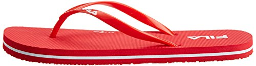 Fila Men's Milly Red  Flip Flops Thong Sandals -3 UK/India(35.5 EU)(4 US)  available at amazon for Rs.279
