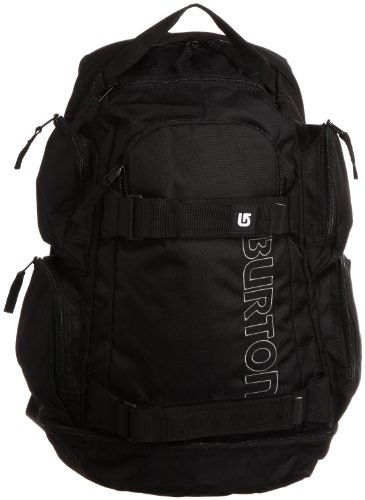 Burton – Zaino Distortion, Unisex, Rucksack Distortion Pack, Nero - True black 12