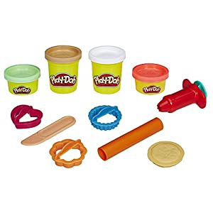 Play-Doh - Tarro De Galletas (Hasbro E2125EU4)