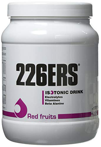 226ERS Isotonic Drink, Bebida Isotónica para Hidratación a base de Hidratos de...