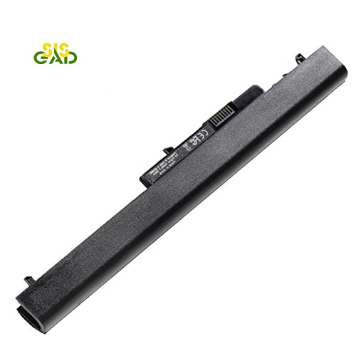 SISGAD Laptop Battery for HP OA14.8 2600V 03mAh OA04 HSTNN-LB5Y HSTNN-LB5S HSTNN-PB5Y 746458-421 746641-001 751906-541 240 G2 CQ14 CQ15 HP Compaq Presario 15-000-S15 H000