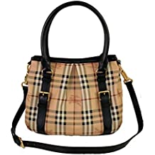 Burberry Haymarket Northfield Tote Bag f29714aec6b