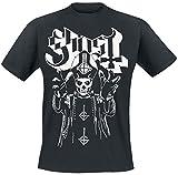 Ghost Papas Wrath T-Shirt schwarz L