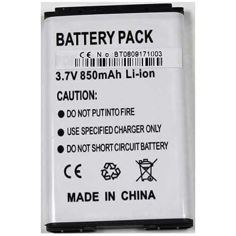1100mAh de tipo C-S2-Batería original para BlackBerry Curve 9300