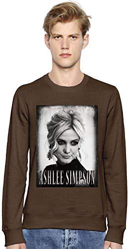 41iWwJ4aaIL - Ashlee Simpson Glamour Portrait - Glamour Portrait Unisex Sweatshirt Men Women Stylish Fashion Fit Custom Apparel by