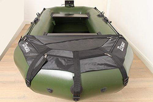 Bugtasche XL für 170-190cm breite Schlauchboote inkl. Halterungen (N-360 B-360)