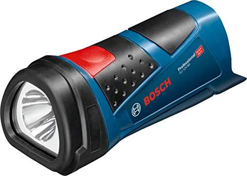 Bosch Professional Akku Taschenlampe GLI 12V-80 (ohne Akku, 12 Volt, im Karton)
