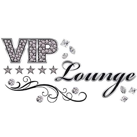 Eurographics DS-DT2046 Deco Sticker / Wandtattoo Vip Lounge 50x70cm