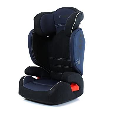 i-Safe Carseat Kid/Toddler Fix ISOfix Group 2-3 - NAVY From 15-36kg iSafe  Dorel UK Limited