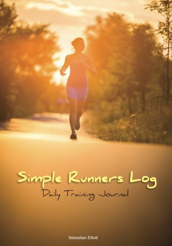 Simple-Runners-Log-Complete-Daily-Training-Journal