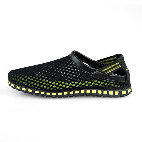 Herren Hausschuhe/Koreanische Schuhe/Air-Liebhaber Schuhe F