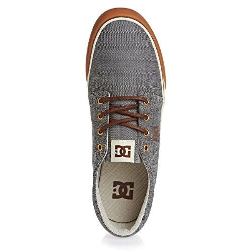DC Trase TX SEXKSK Herren Sneakers Grey