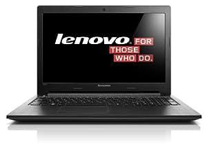 Lenovo G505s 39,6 cm (15,6 Zoll) Notebook (AMD A8 5550M, 4GB RAM, 500GB HDD, AMD Radeon HD8570 2GB, kein Betriebssystem) schwarz
