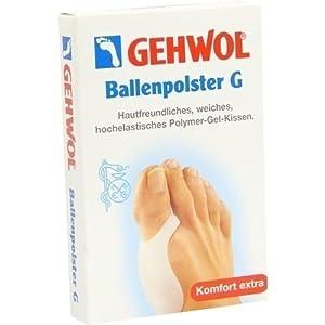 Gehwol Polymer Gel Ballenschale G 1 stk