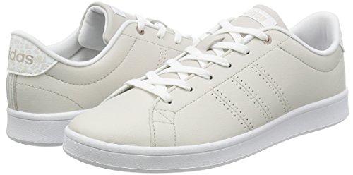 Beige 42 EU adidas Advantage Clean Qt W Scarpe da Ginnastica Donna ulj