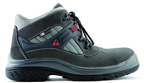 Bellota Nonmetal Sicherheitsstiefel S3, grau, 72208G46S3
