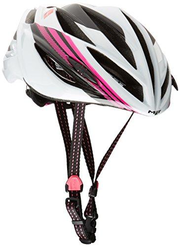 Met - Forte, color blanco,negro,rosa, talla 52-59 cm