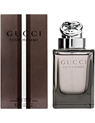 Gucci Pour Homme EDT Spray for Men, 90ml