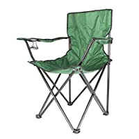 Camptrek In-House 3659 Foldable Beach And Garden Chair, Green, BCI-3705, Green, H13 x W82.2 x D13 cm