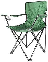 Camptrek In-House 3659 Foldable Beach And Garden Chair, Green, BCI-3705, Green, H13 x W82.2 x D13 cm