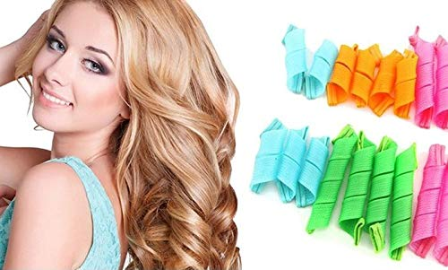 BOXO Hair Curler Roller for Easy to Curl Hairs Without...