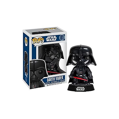 FIGURA POP STAR WARS: DARTH VADER