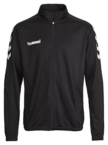 Hummel Herren Jacke Core Poly Jacket, Black, XL, 36-893-2001