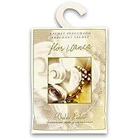Boles D'Olor - Sachet Perfumado Armario Flor - Color : Blanco