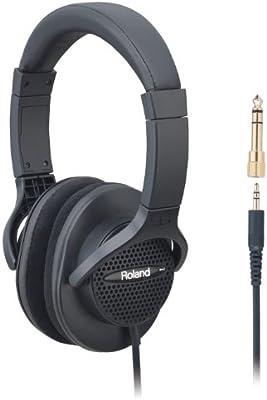 Roland RH-A7 - Auriculares, color negro