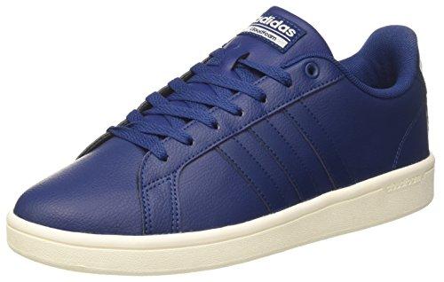 adidas Herren Cloudfoam Advantage Sneaker, Blau (Mysblu/Mysblu/ftwwht), 42 EU