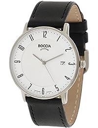 Boccia Herren-Armbanduhr 3607-02