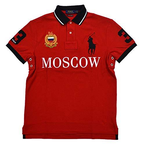 Polo Ralph Lauren Herren Poloshirts Custom Slim Fit (m, Moscow)