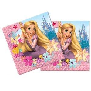 rvietten 33 x 33 cm (Rapunzel Geburtstag)