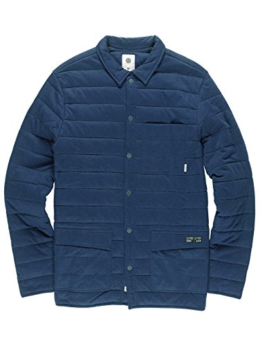 Herren Hemd lang Element Expedit Hemd eclipse navy