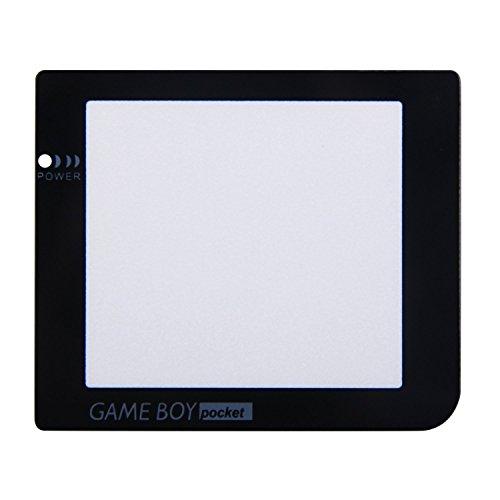 Preisvergleich Produktbild eJiasu Glasersatz -Schirm-Schutz-Objektiv / Screen Objektivabdeckung mit Lampenloch für GameBoy Pocket-GBP (1pc)