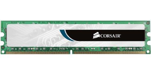 Corsair Value Select - Módulo de Memoria Principal de 8 GB (2 x 4 GB, DDR3, 1600 MHz, CL11) (CMV8GX3M2A1600C11)