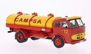 Pegaso Z-206 camion-citerne, Campsa, voiture miniature, Miniature déjà montée, SpecialC.-41 1:43