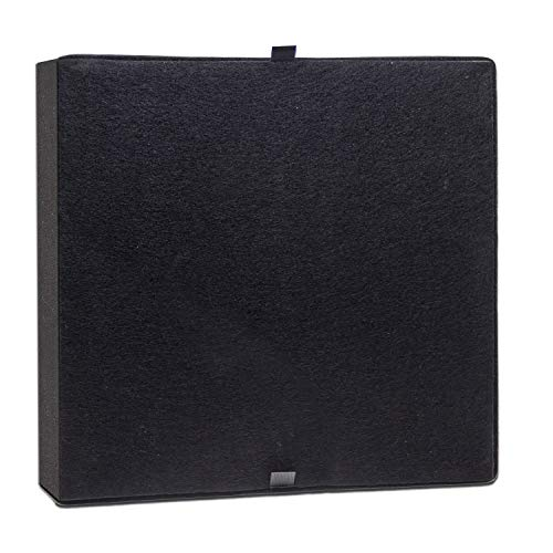 alfdaAntiSMOKE Ersatzfilter/HEPA-Active-Carbon-Spezial-Geruchs-Filter gegen schädliche Gase, Gerüche, Rauchbelastungen, Feinstaub.(für alfda Luftreiniger ALR550 Comfort) (Carbon-geruchs-filter)