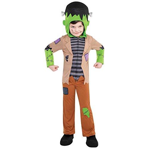 Monster Boy Costume Age 4-6 ()