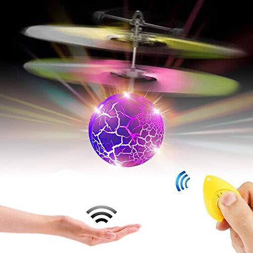 Weihnachtsgeschenke für 3-15 Jährige Mädchen, CYMY Fliegen-Kugel Spielzeug für 3-12 Jahre Alten Jungen Geburtstagsgeschenk