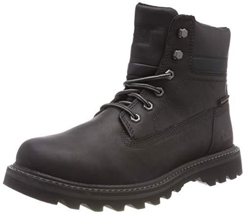 Cat Footwear Herren DEPLETE WP Klassische Stiefel, Schwarz (Black 0), 46 EU -