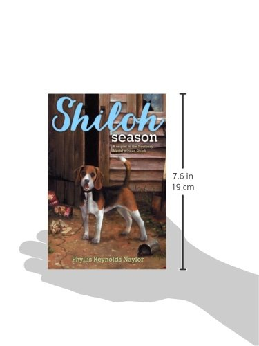 Shiloh Season (Tom and Ricky Mystery)
