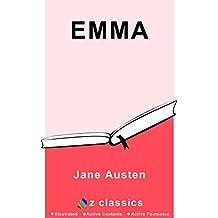 Emma: Jane Austen(Illustrated And Unabridged) (English Edition)