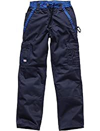 Dickies Bundhose Industry 300 navy / royal NRB-52, IN30030