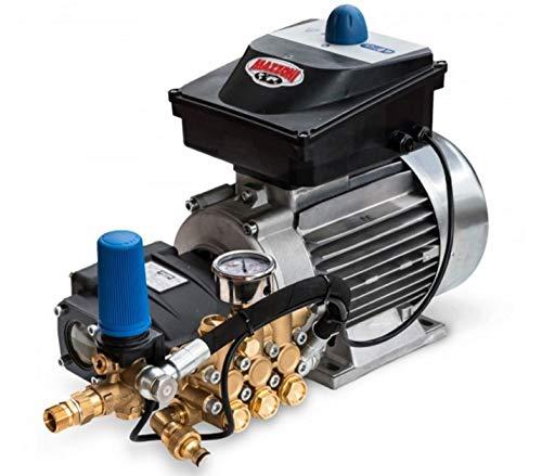 Elektro Hochdruck Pumpe Motor mit 150bar 230Volt bei 10l/min Hochdruckreiniger
