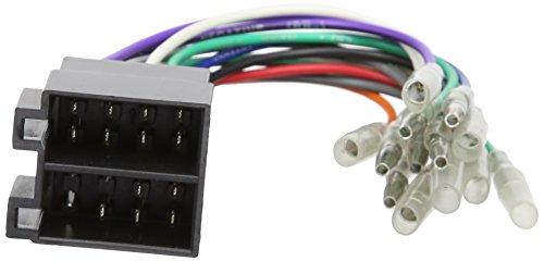 Autoleads PC2-36-6 - Connettori di cablaggio ISO femmina, per autoradio
