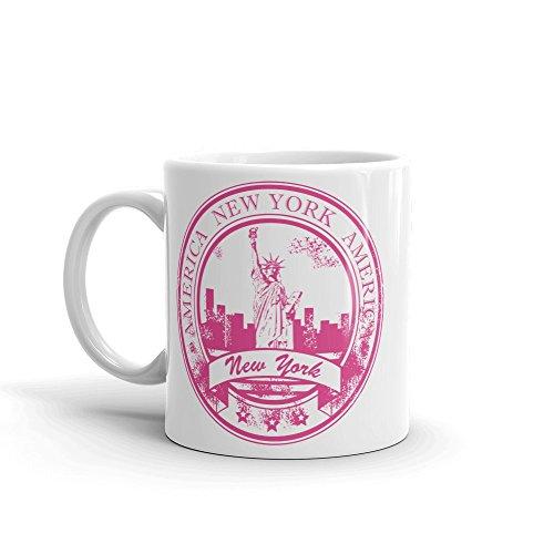 DV Mugs Ltd New York USA 5935 Kaffeetasse, hochwertig, 284 ml