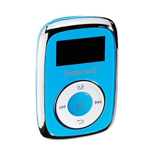 Intenso Music Mover MP3-Player 8 GB blau