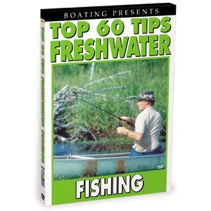 Boatings Top 60 Tips Freshwater Fishing [Import anglais]