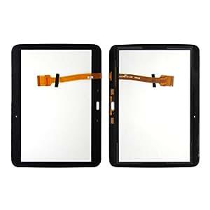 "SKILIWAH®Vitre ecran tactile Samsung Galaxy Tab 3 10.1"" P5200 P5210 noir +outils"